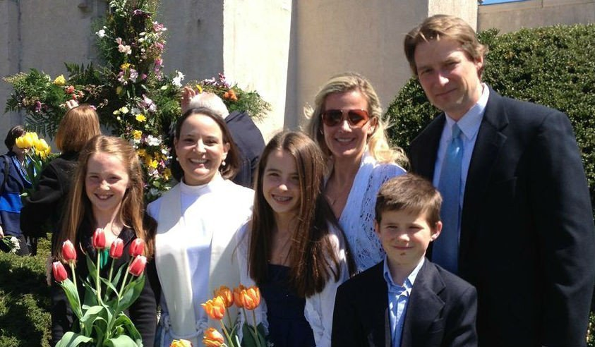 Easter_Jensen Family