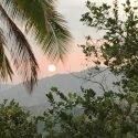 Sunset over Lazil