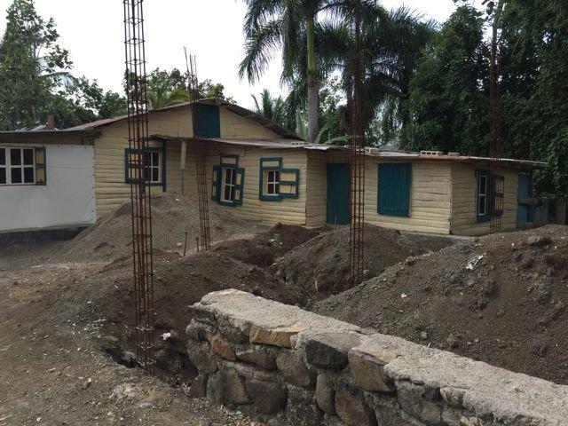 beginnings of foundation new church