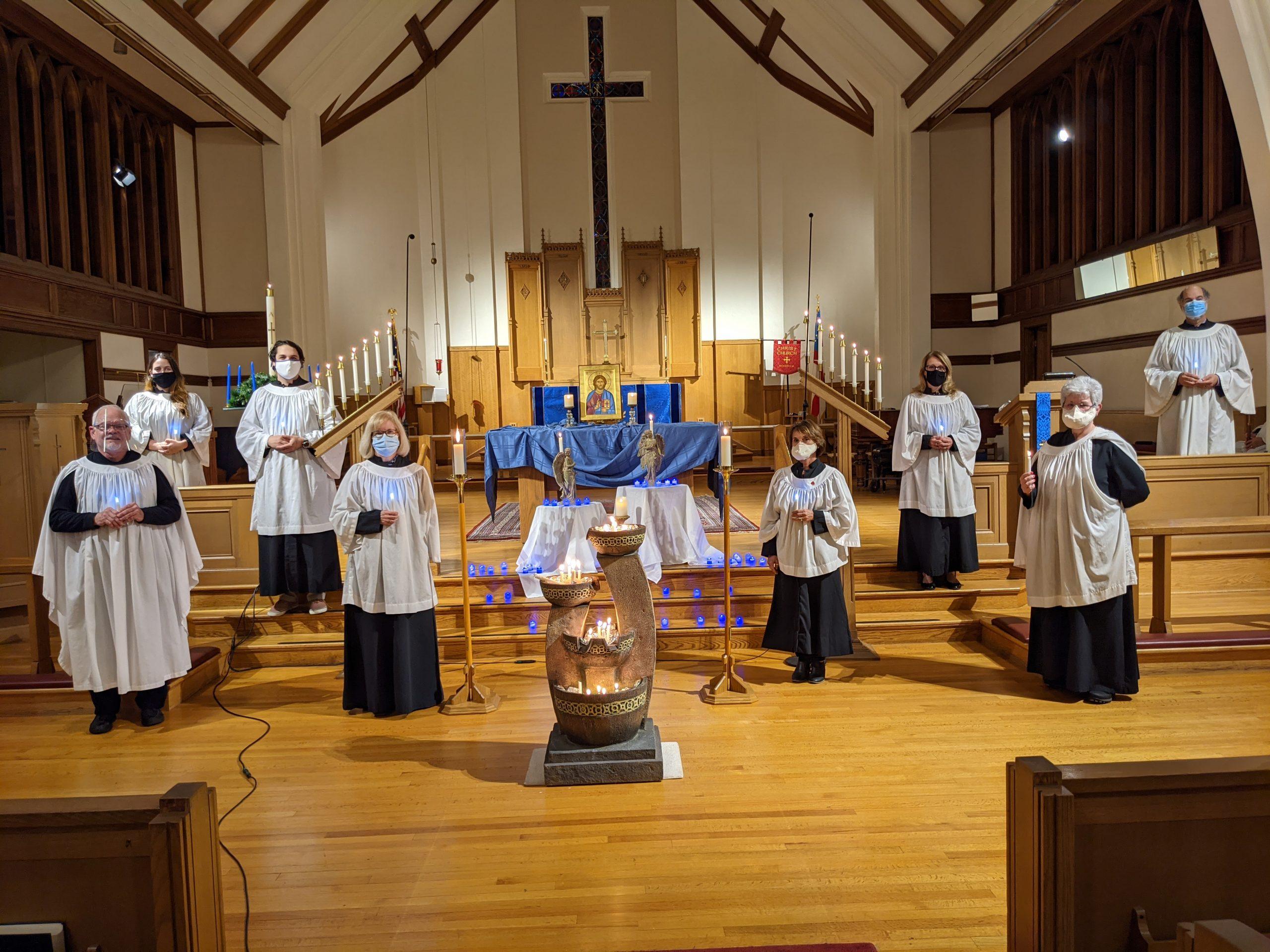 2020 Advent Taize Choir Ensemble